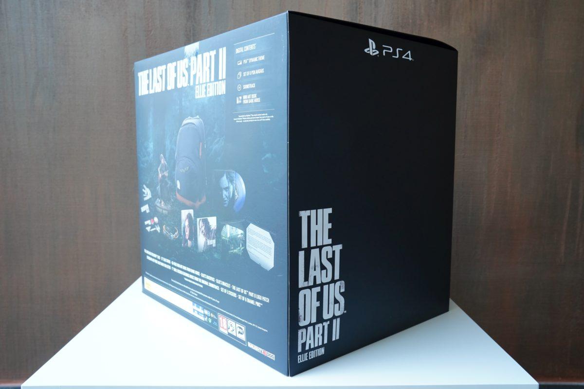 The Last of Us Part II Ellie Edition - unboxing limitowanej edycji kolekcjonerskiej! 7 the last of us part ii