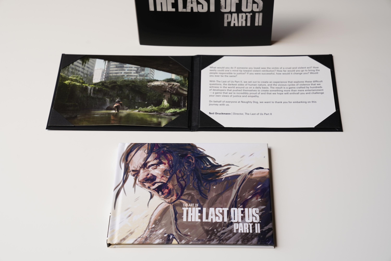 The Last of Us Part II Ellie Edition - unboxing limitowanej edycji kolekcjonerskiej! 15 the last of us part ii