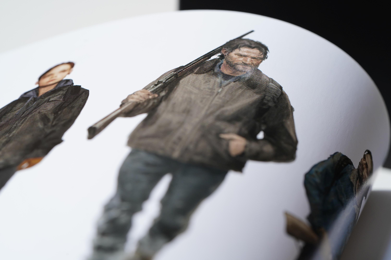 The Last of Us Part II Ellie Edition - unboxing limitowanej edycji kolekcjonerskiej! 19 the last of us part ii
