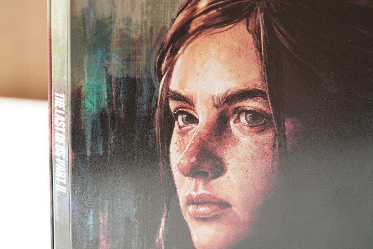 The Last of Us Part II Ellie Edition - unboxing limitowanej edycji kolekcjonerskiej! 24 the last of us part ii