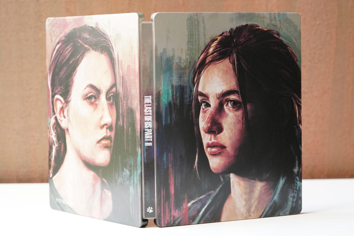 The Last of Us Part II Ellie Edition - unboxing limitowanej edycji kolekcjonerskiej! 26 the last of us part ii