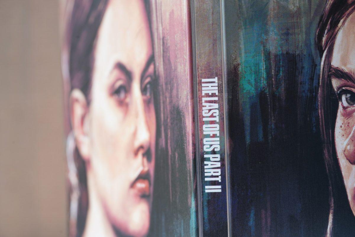 The Last of Us Part II Ellie Edition - unboxing limitowanej edycji kolekcjonerskiej! 27 the last of us part ii