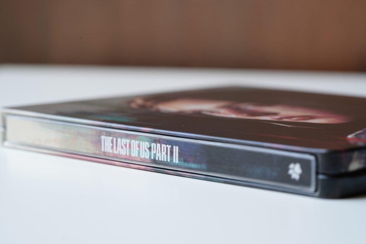 The Last of Us Part II Ellie Edition - unboxing limitowanej edycji kolekcjonerskiej! 28 the last of us part ii