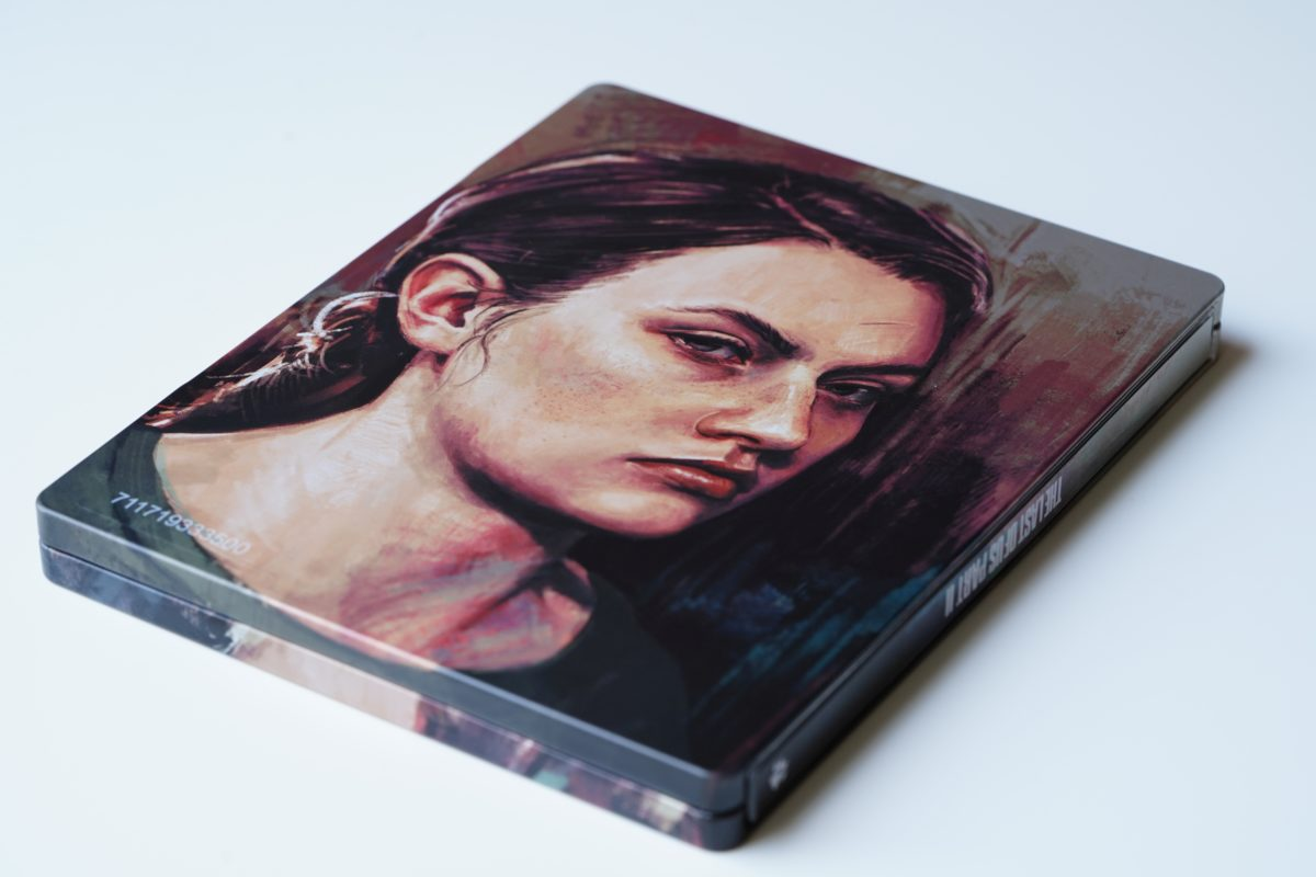 The Last of Us Part II Ellie Edition - unboxing limitowanej edycji kolekcjonerskiej! 30 the last of us part ii