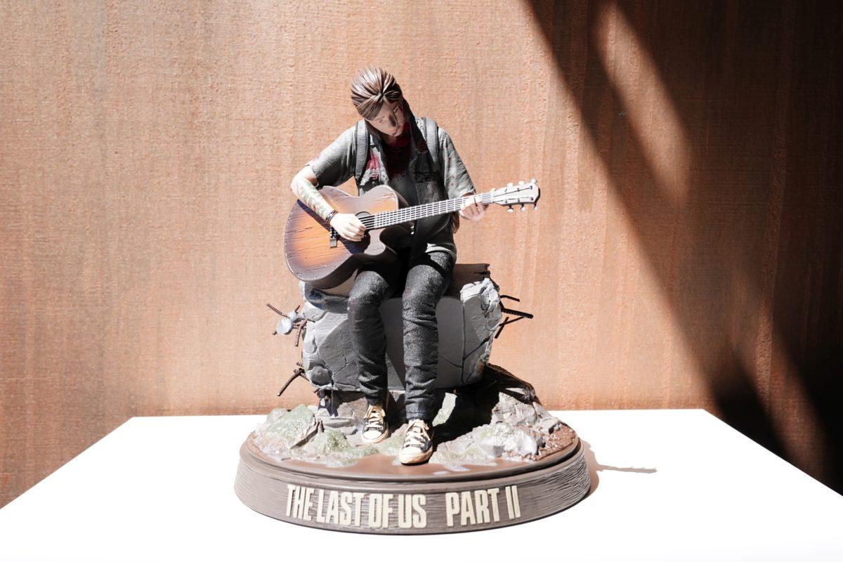 The Last of Us Part II Ellie Edition - unboxing limitowanej edycji kolekcjonerskiej! 51