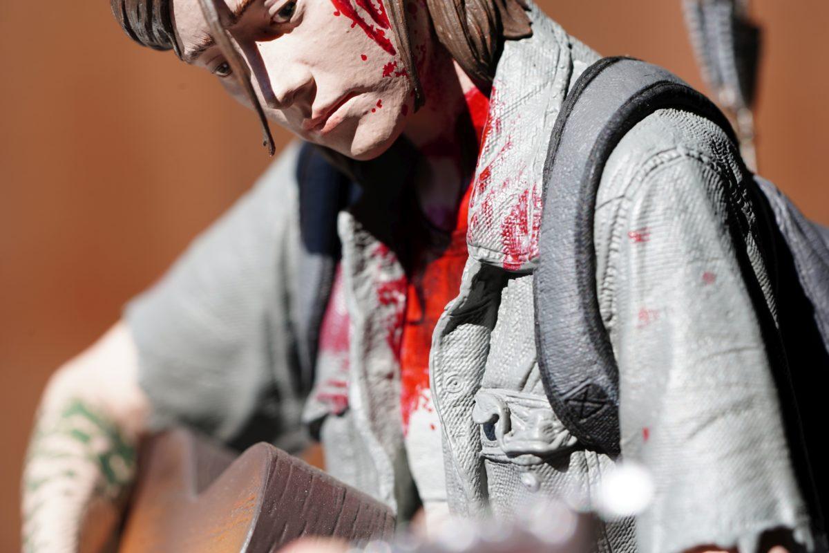 The Last of Us Part II Ellie Edition - unboxing limitowanej edycji kolekcjonerskiej! 71