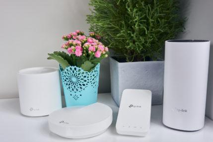 Domowa sieć WiFi: bezpiecznie, szybko i stabilnie dzięki technologii mesh 20