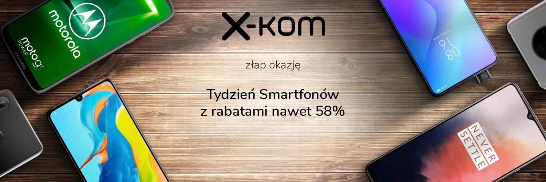 Słuchaj i patrz: Tydzień smartfonów i Tydzień audio to specjalne promocje w x-kom 25