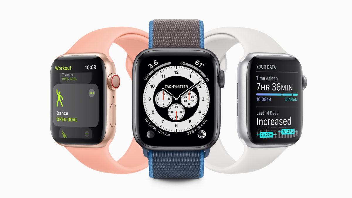 Nowy Apple Watch bez Force Touch. Sugerują to zmiany w watchOS 7