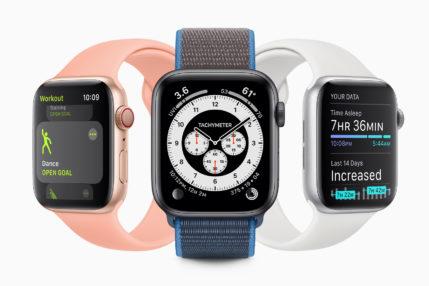 watchOS 7 – Apple Watch zadba o poprawny sen i czyste ręce 26