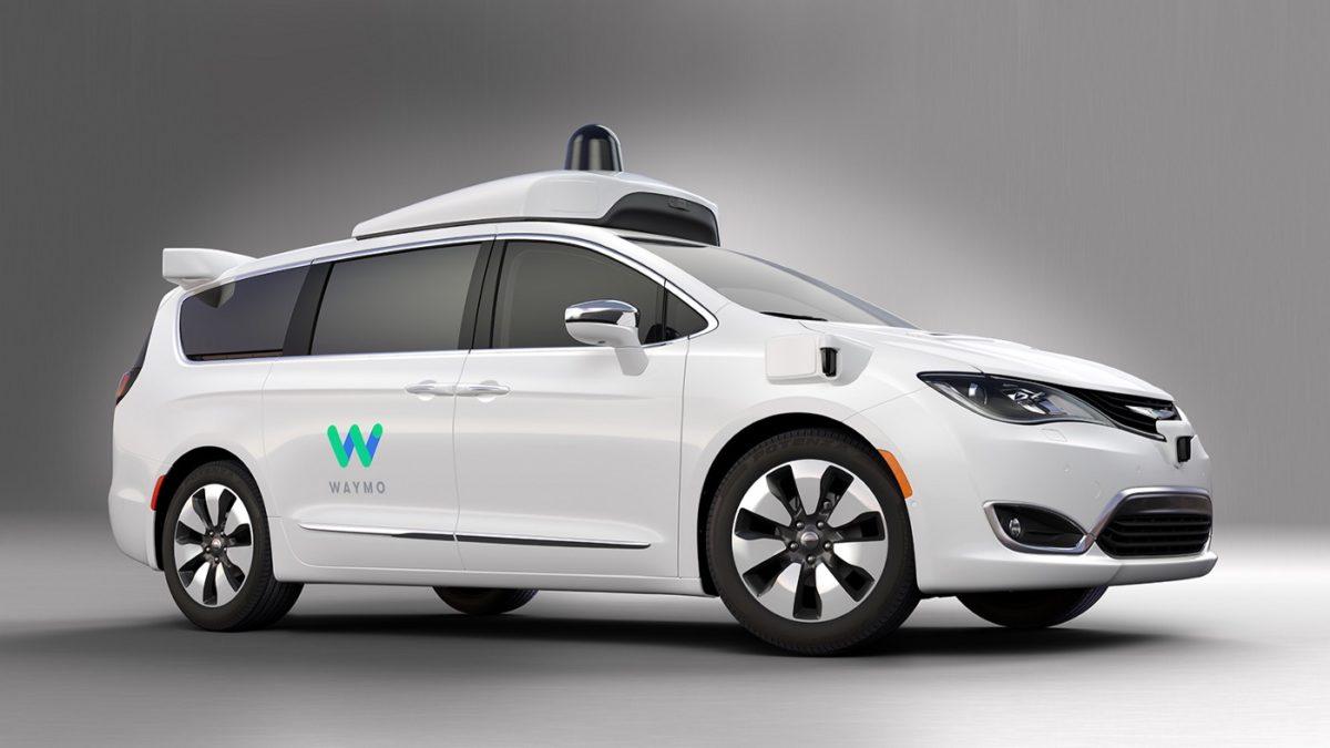 Nadjeżdża autonomiczne Volvo z technologią Waymo 20