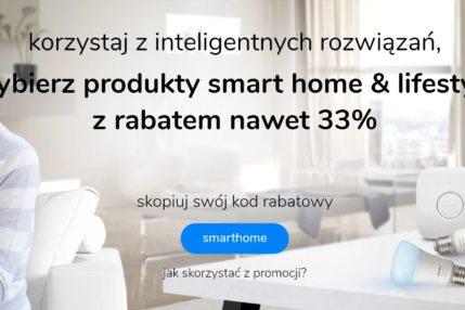Promocja na sprzęty w działach Smart Home i gaming w x-kom w sam raz na Dzień Ojca 22