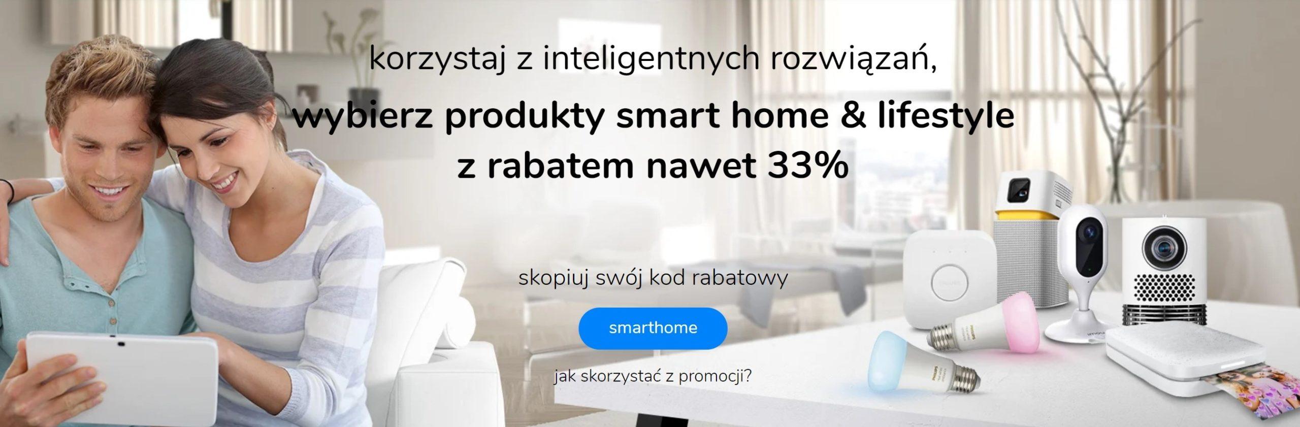 Promocja na sprzęty w działach Smart Home i gaming w x-kom w sam raz na Dzień Ojca 18 promocja