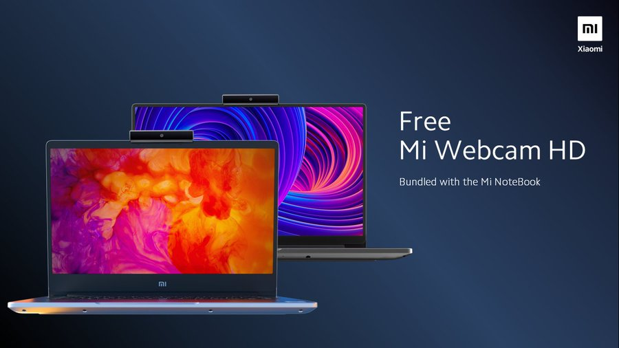 Nowe laptopy Xiaomi bez wbudowanej kamerki. Oto Mi Notebook 14 (2020) i ciekawszy Mi Notebook 14 Horizon