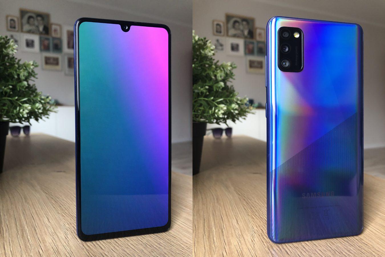 smartfon Samsung Galaxy A41 smartphone