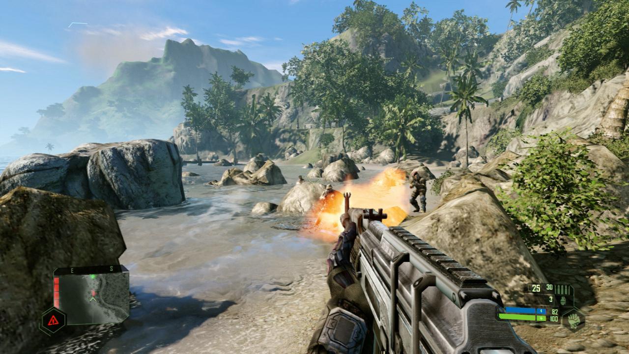 Crysis Remastered jeszcze w tym miesiącu pojawi się na Nintendo Switch. Wygląda zaskakująco dobrze! 18