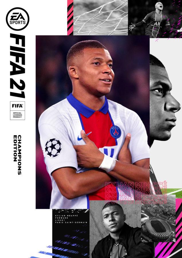 Lewandowskiego brak. Kylian Mbappé gwiazdą okładki FIFA 21