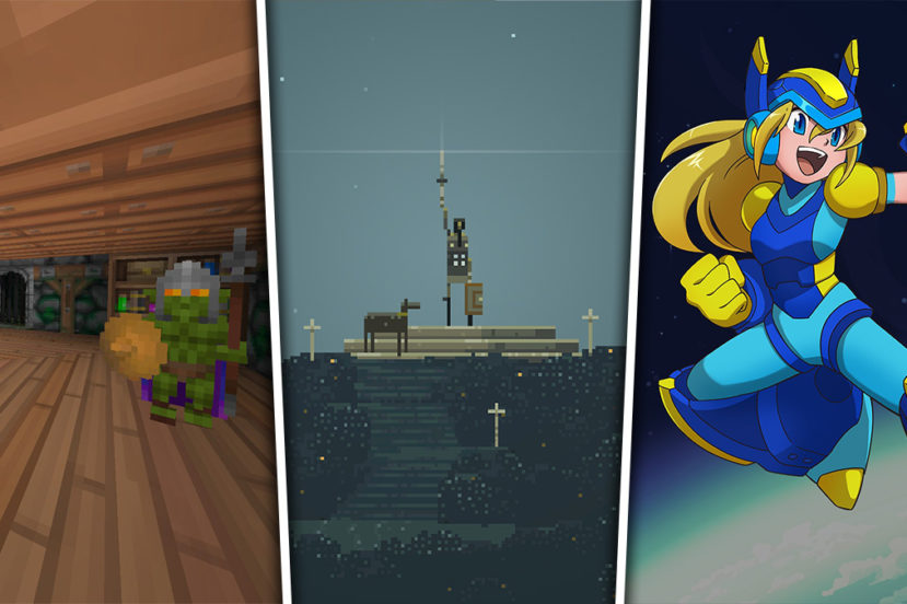 Epic Games Store za darmo 20XX Barony Superbrothers Sword and Sworcery EP