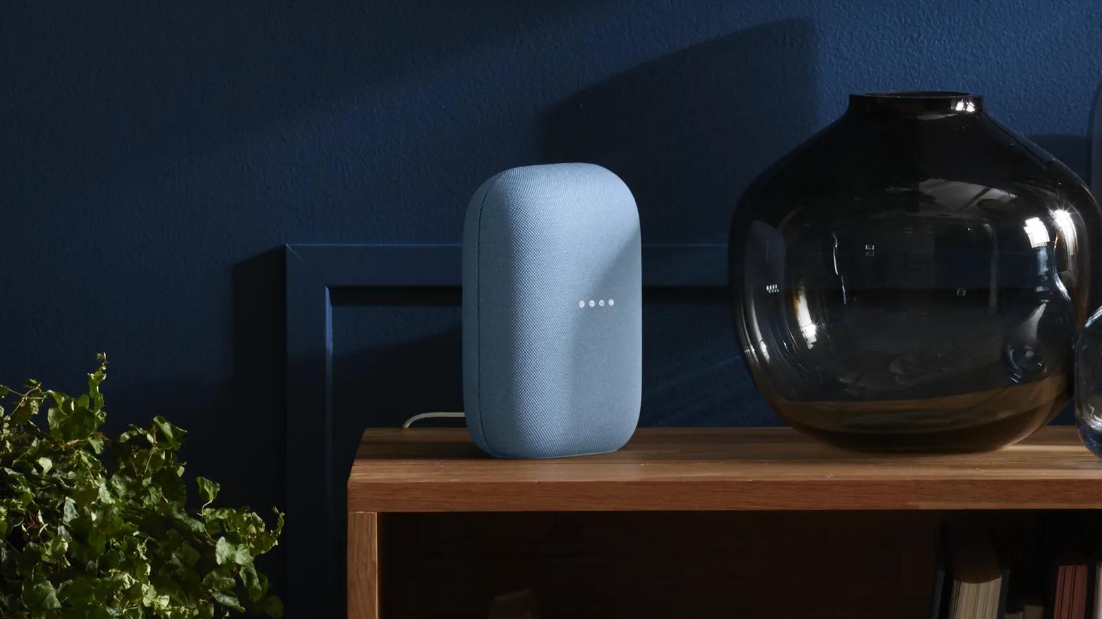 Oto następca Google Home. Nowy inteligentny głośnik to Google Nest 18