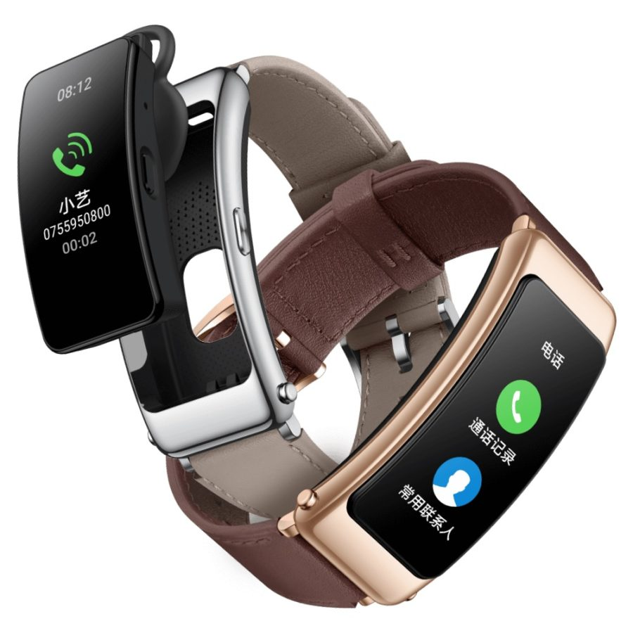 opaska słuchawka Bluetooth Huawei Band B6