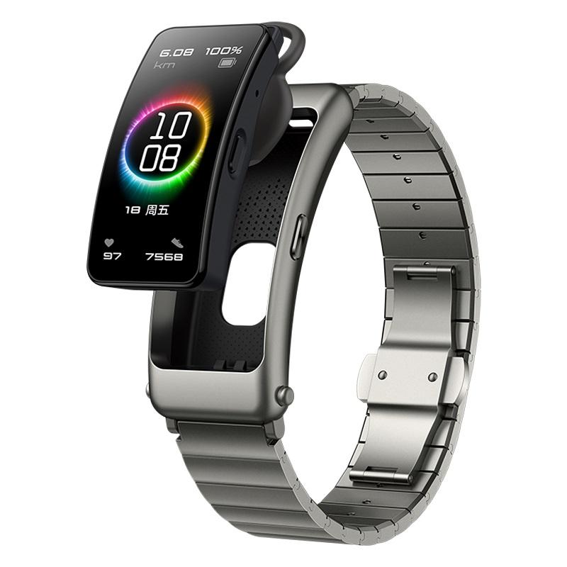 opaska słuchawka Bluetooth Huawei Band B6 Premium Edition