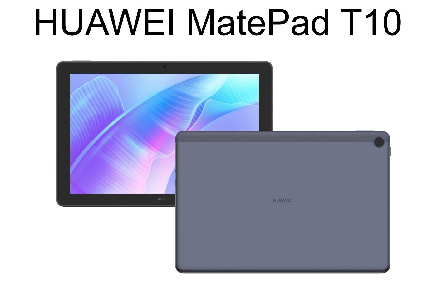 tablet Huawei MatePad T10