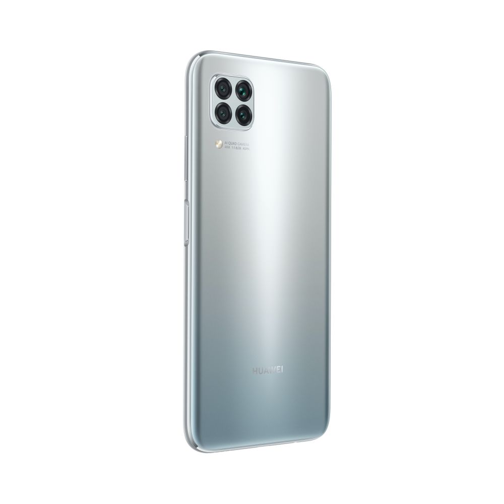 smartfon Huawei P40 Lite w kolorze Metaliczny Szary