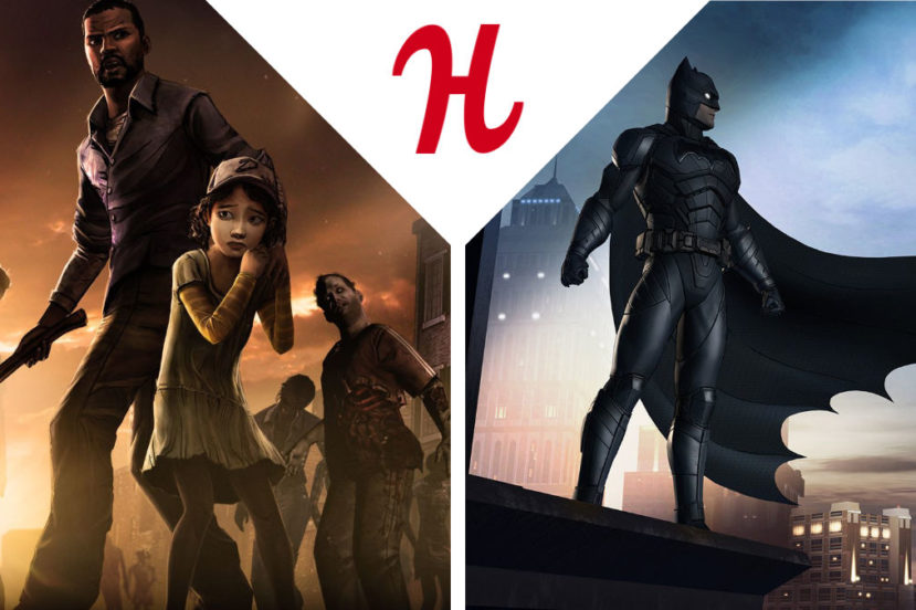 Humble Bundle The Walking Dead Batman Telltale