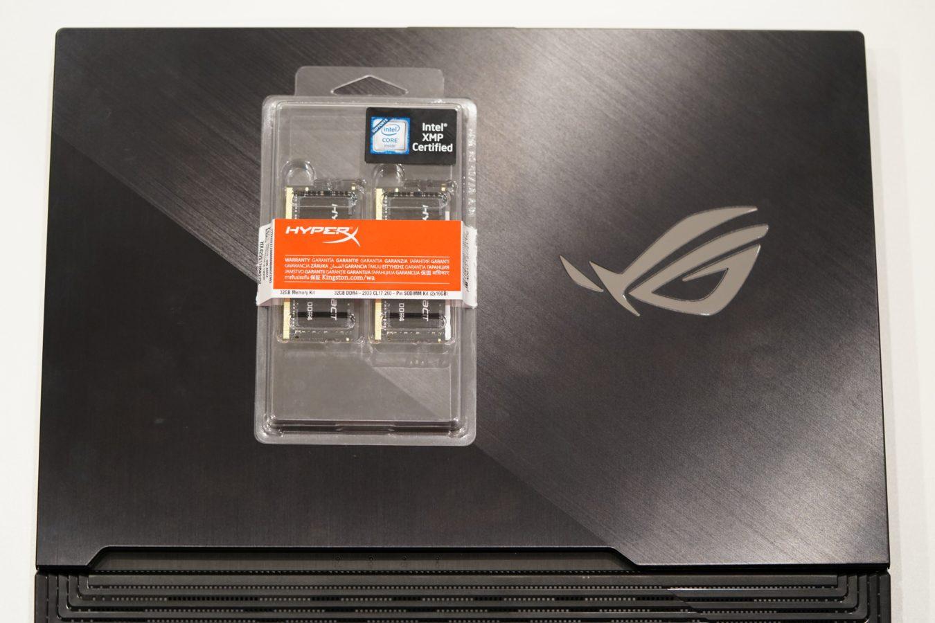 Sprawdzamy, co daje wymiana podstawowego RAM-u w laptopie na mocarne pamięci 62 HyperX Impact DDR4 Sodimm 2933 MHz