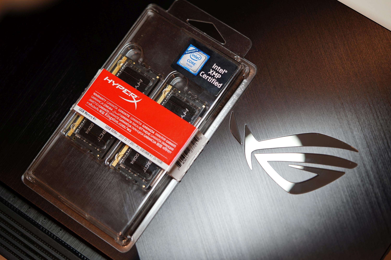 Sprawdzamy, co daje wymiana podstawowego RAM-u w laptopie na mocarne pamięci 22