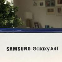 Samsung Galaxy A41 | fot. Krzysztof Rodziński