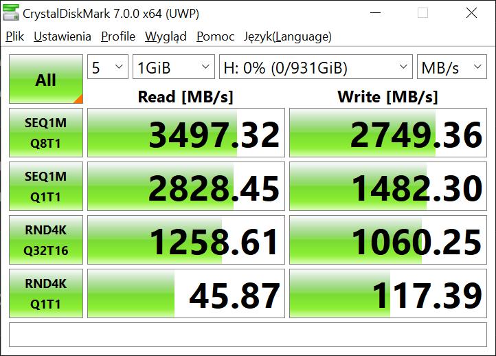 Dysk SSD Kingston KC2500 - wysoka wydajność w dobrej cenie (recenzja) 17