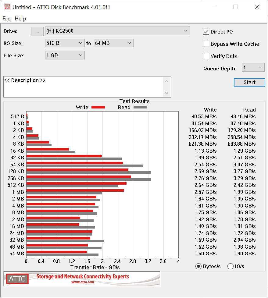 Dysk SSD Kingston KC2500 - wysoka wydajność w dobrej cenie (recenzja) 31