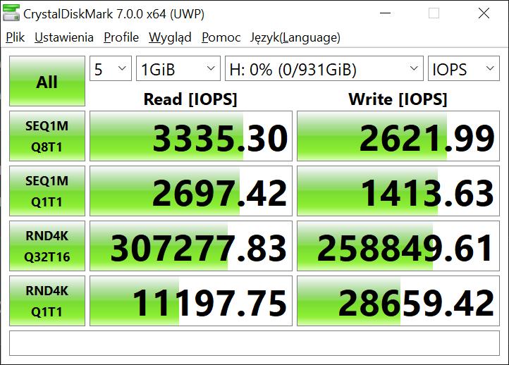 Dysk SSD Kingston KC2500 - wysoka wydajność w dobrej cenie (recenzja) 18