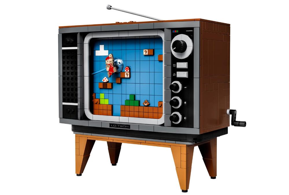Bierzcie moje pieniądze! NES z klocków LEGO wygląda obłędnie! 22