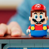 LEGO Nintendo Entertainment System NES Tabletowo