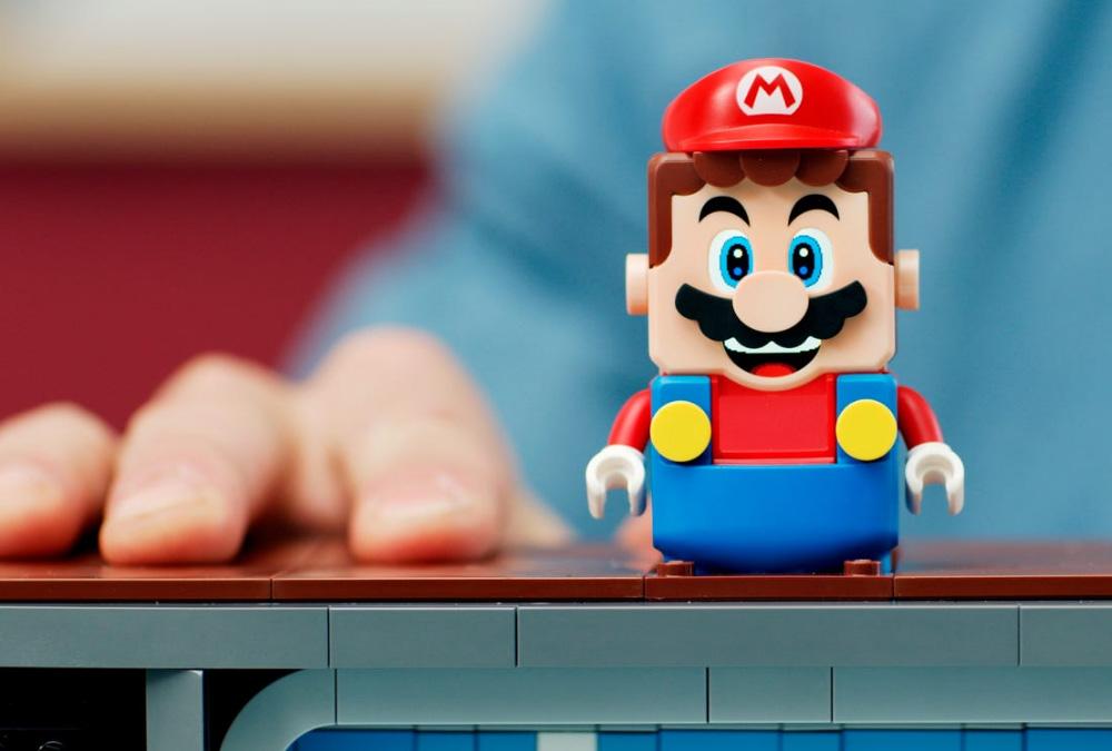 Bierzcie moje pieniądze! NES z klocków LEGO wygląda obłędnie! 25