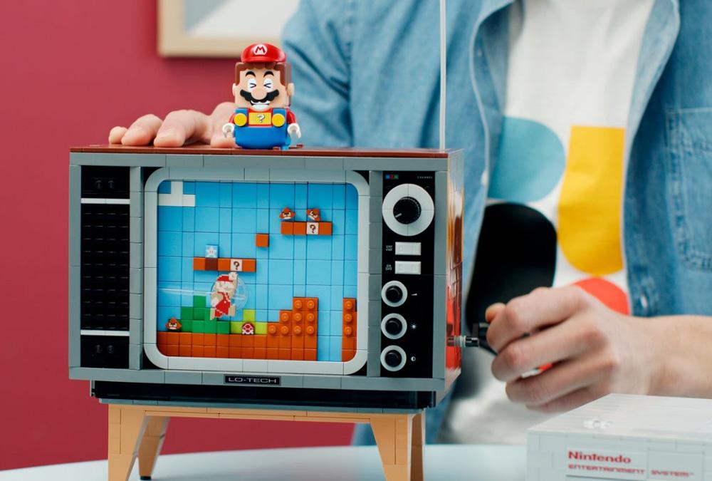 Bierzcie moje pieniądze! NES z klocków LEGO wygląda obłędnie! 24