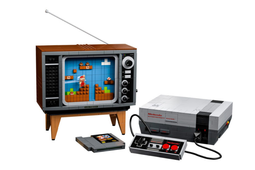 LEGO Nintendo Entertainment System NES Tabletowo
