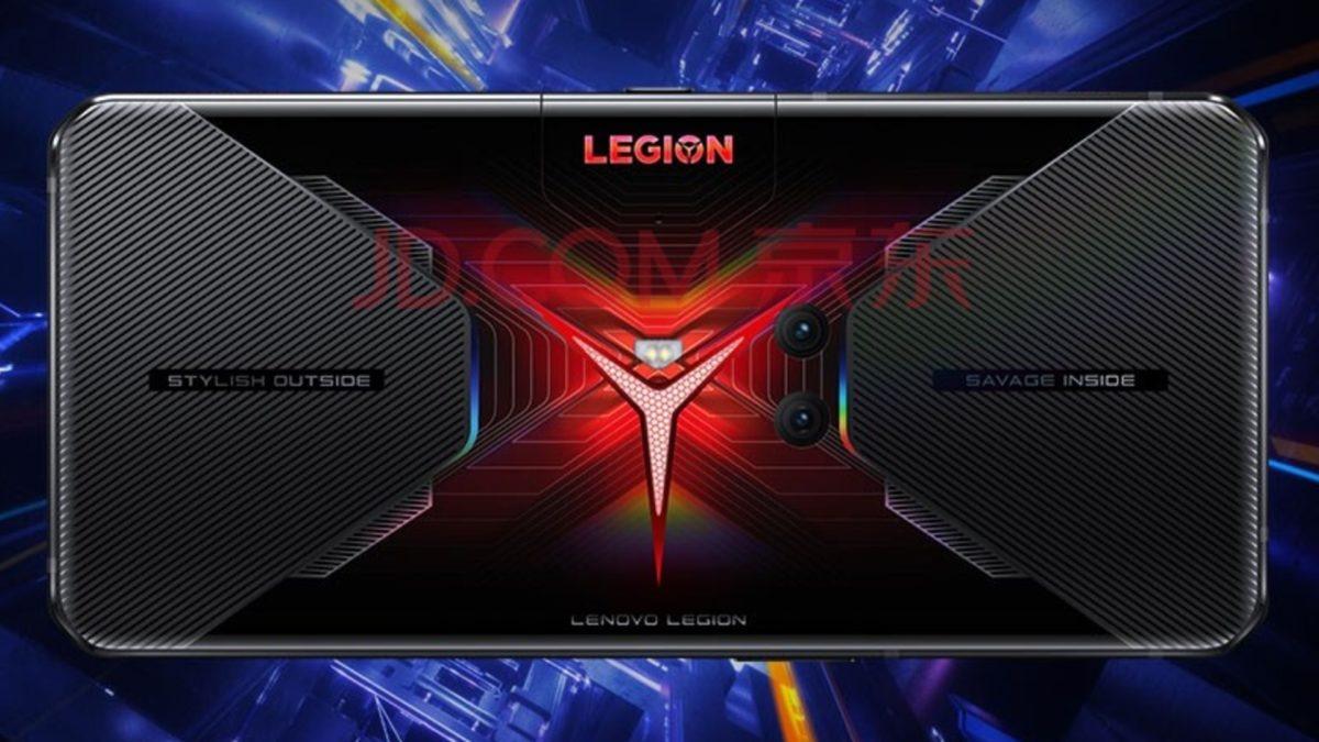 Dobra, to jest dziwne. Smartfon Lenovo Legion będzie miał naprawdę kosmiczny układ aparatów