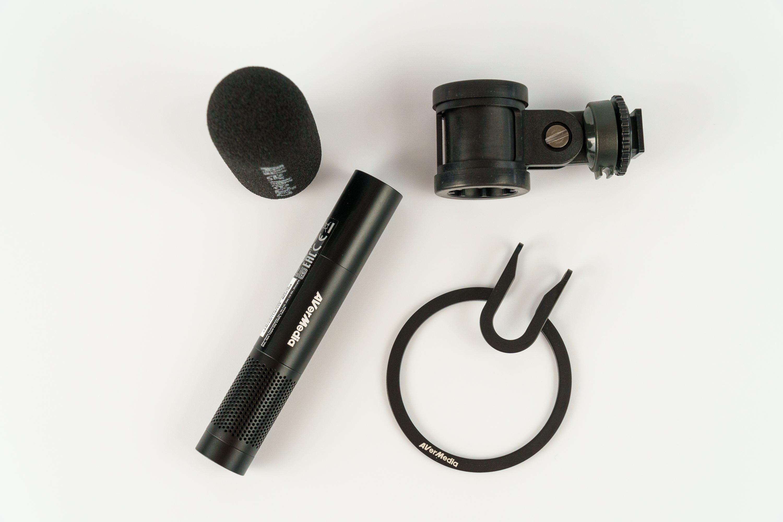 Mikrofon Live Streamer 311S przed montażem