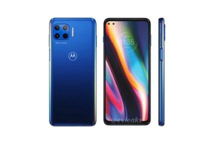 Motorola Moto G 5G smartphone