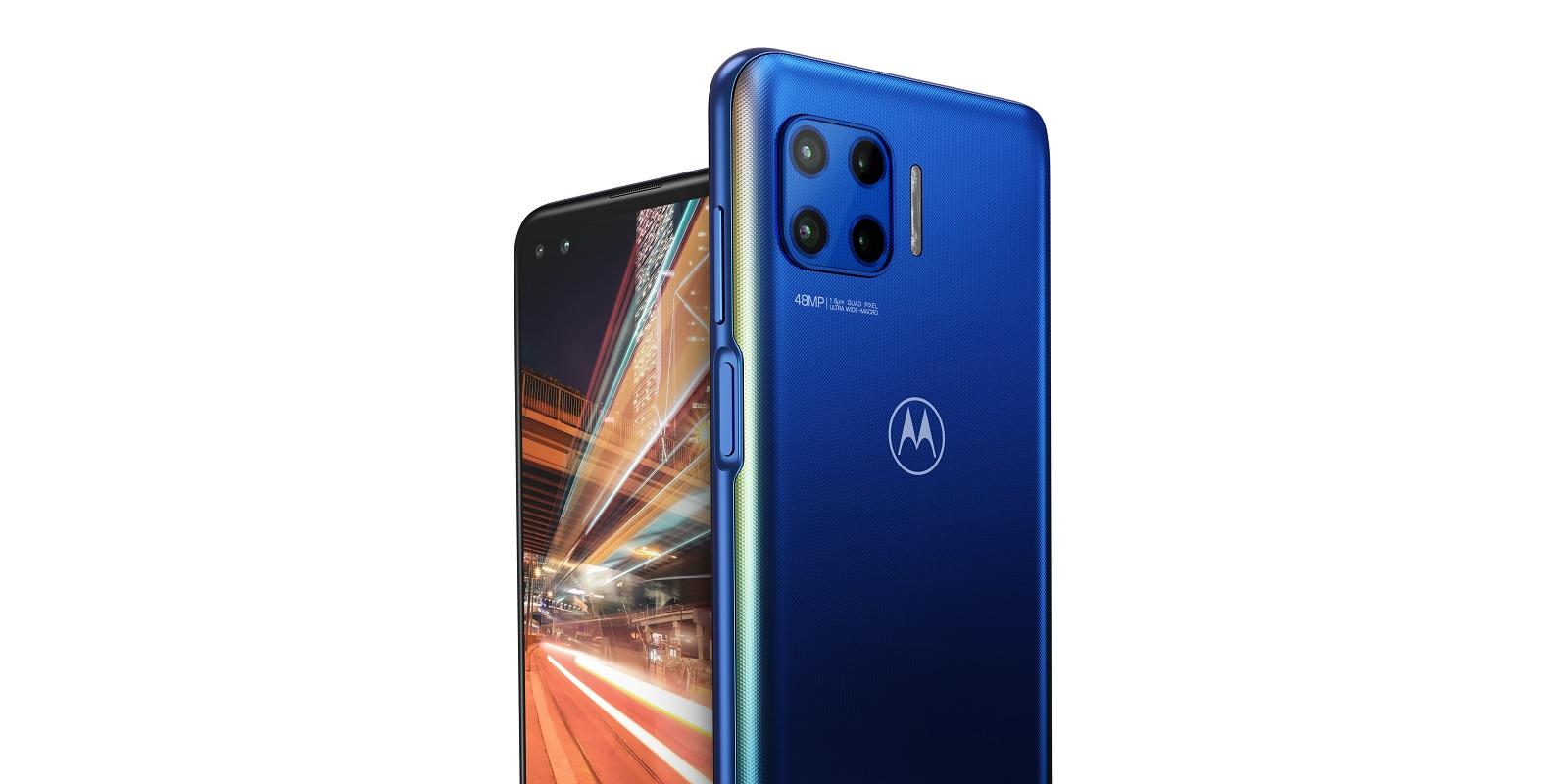 smartfon Motorola Moto G 5G Plus