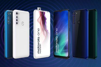 Motorola One Fusion i One Fusion Plus