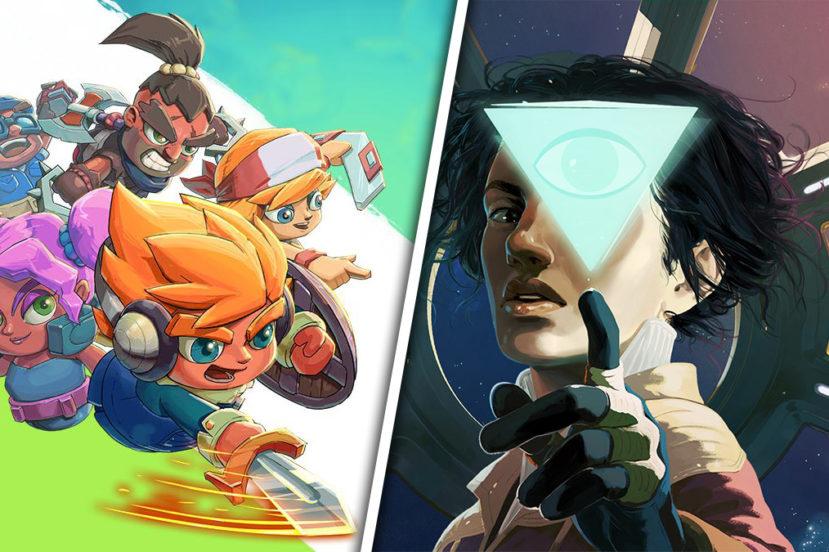 Next Up Hero i Tacoma Epic Games