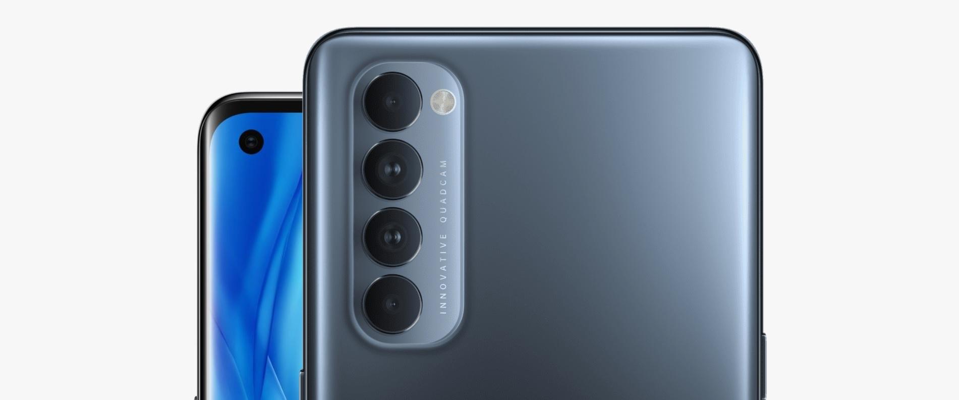 smartfon Oppo Reno 4 Pro smartphone
