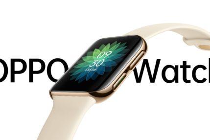 Oppo Watch smartwatch