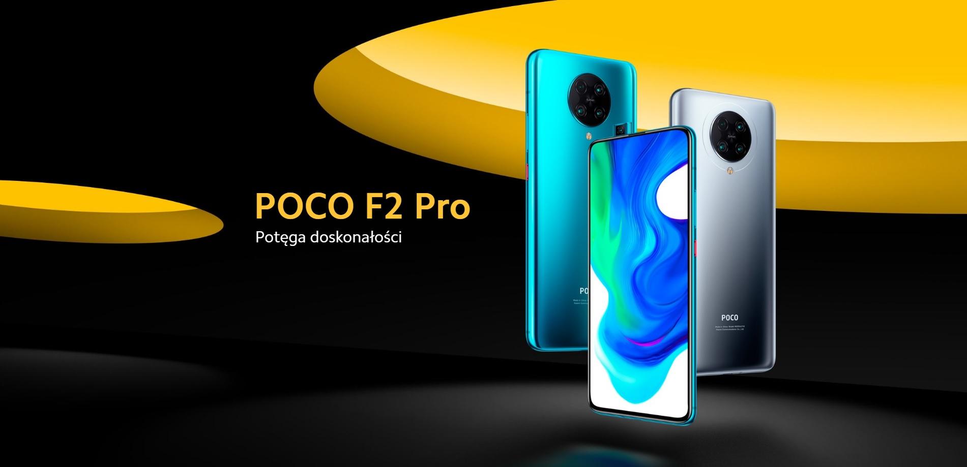 smartfon POCO F2 Pro smartphone