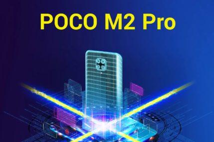 Poco M2 Pro kanibalizuje smartfony Xiaomi ze średniej półki, ale tylko teoretycznie 20