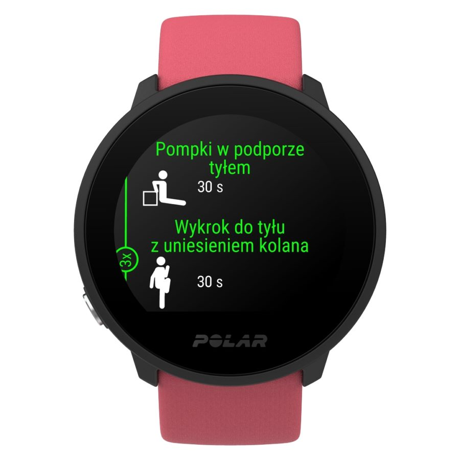 Polar przygotował zegarek fitness dla osób, które nie potrzebują miliona funkcji 23